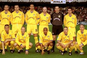 The year Leeds United almost won the UEFA Champions League