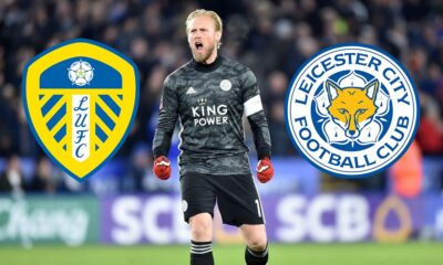 How Leicester managed to sign Kasper Schmeichel from Leeds for just £1 million
