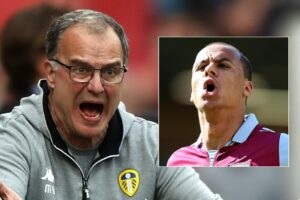 Gabby Agbonlahor says Marcelo Bielsa's nomination for FIFA Men's Coach of the Year is 'ridiculous'