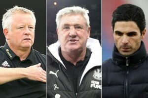 Next Premier League manager to be sacked - Latest odds