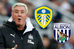 Newcastle's matches against West Brom and Leeds in doubt