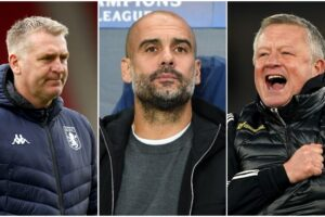 Ranking All 20 Premier League Managers Based On Win Percentage At Their Current Club