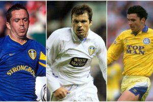 Leeds United's Greatest Premier League XI