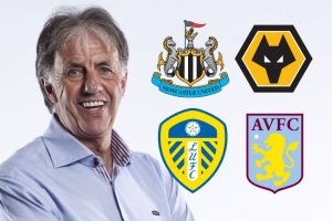 Mark Lawrenson Predictions: Who does he back this week?
