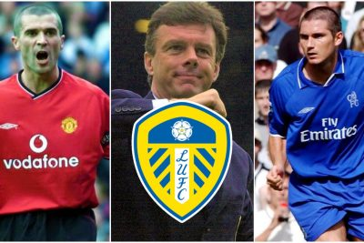 Five world class players David O'Leary's Leeds United almost signed