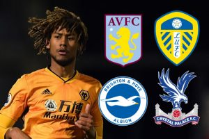 Premier League clubs lining up to pinch promising Wolves star