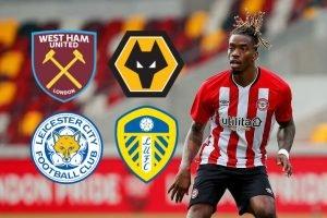 Clubs chasing Championship striker