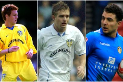 QUIZ: Can you name these 10 Leeds United players from the 2000s?
