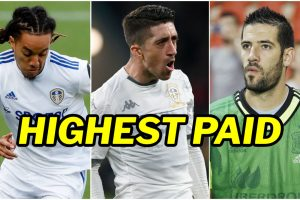 Top 10 highest paid players at Leeds United revealed