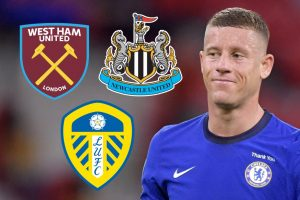 Ross Barkley next club odds: Favourites emerge to sign Chelsea man permanently