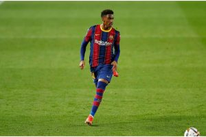 Junior Firpo reveals the player who convinced him to join Leeds United