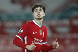 Leeds United chase £10m-rated Liverpool man