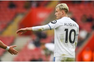 Leeds United's new number 10 revealed
