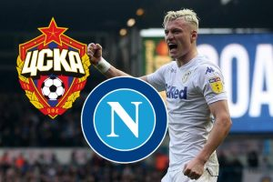 Five clubs Gjanni Alioski could join after leaving Leeds United