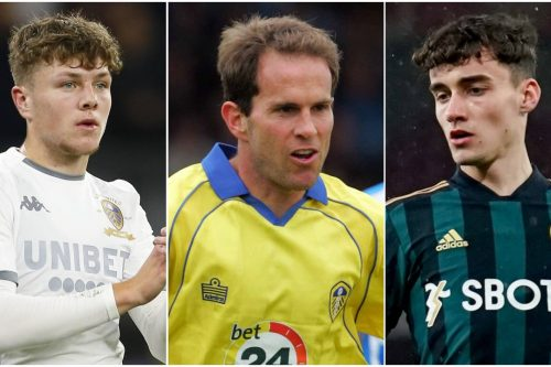 QUIZ: Can you name these past and present Leeds United players?