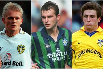 QUIZ: Can you name these 10 former Leeds United players?