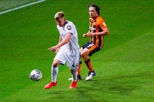 Polish midfielder departs Elland Road on loan deal