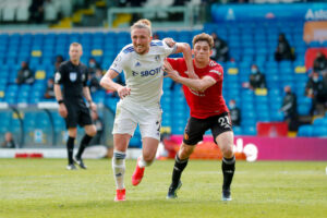 Dan James set to travel to Leeds tonight to finalise £25 million transfer
