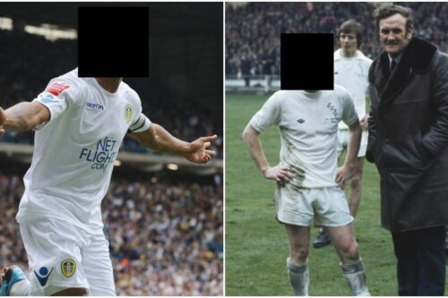 QUIZ: Can you name the missing player from these 10 famous Leeds United photos?