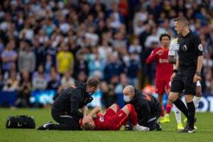 Harvey Elliott responds to failed appeal on Struijk red card