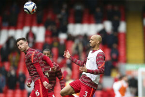 'It's not easy'- Liverpool star fearful ahead of Leeds United clash