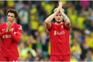Liverpool expect star player to be fit in time for Leeds United clash