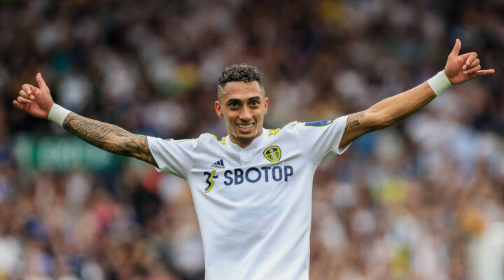 """""""Today he is the best player in Leeds"""" - Premier League star admits he """"expected"""" Leeds player to join his club"""