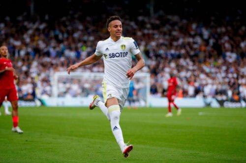 'Gets this one wrong'- Gary Neville slams Rodrigo following Liverpool performance