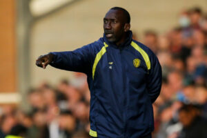 Jimmy Floyd Hasselbaink criticises Leeds approach after Liverpool defeat